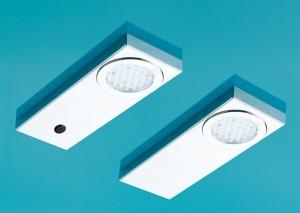 Lumica LED Leuchte Run 1 LED Set-2 S mit Schalter 3200 K 7063157