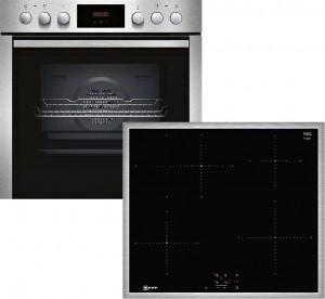 Neff Herd-Set XE4I bestehend aus: E1CCD2AN1 + M46BR60N0