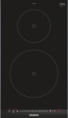 Siemens Induktions-Kochstelle 30cm Edelstahl EH375FBB1E