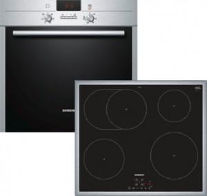 Siemens Herdset EQ242EI03T best. HB23AT510 + EH645BFB1