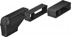 Siemens Sonderzubehör für Abluftbetrieb  HZ381401