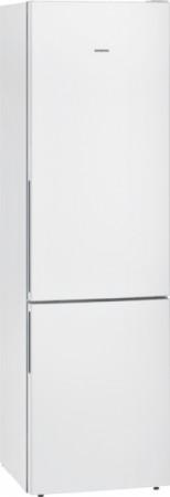 Freistehende Kühl-Gefrier-Kombination iQ500 weiß KG39EAWCA