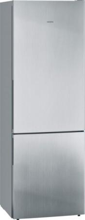 Siemens Kühl-/Gefrier-Kombination iQ 500 Edelstahl KG49EAICA