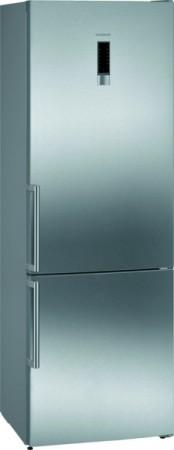 Siemens Kühl-/Gefrier-Kombination iQ 300 Edelstahl KG49NXIEP