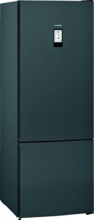 Siemens Kühl-Gefrier-Kombination iQ 700 blackSteel KG56FPXDA