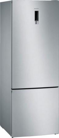 Siemens Kühl-Gefrier-Kombination iQ 300 Edelstahl KG56NXIEA