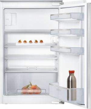 Siemens Set aus Unterbau-Kühlschrank und Aufbewahrungsbox KI18LNFF0 + KS10Z010