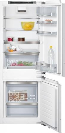 Siemens Einbau-Kühl-Gefrier-Kombination iQ 500 KI77SADD0