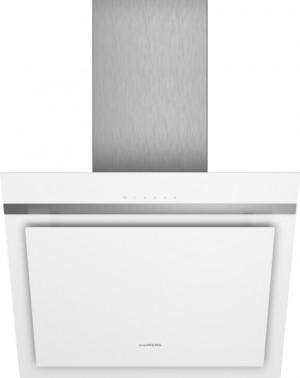 Siemens Wand-Esse 60cm Weiß mit Glasschirm LC67KHM20