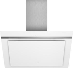 Siemens Wand-Esse 80cm Weiß mit Glasschirm LC87KHM20