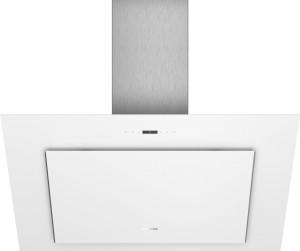 Siemens Wand-Esse 90cm Weiß mit Glasschrim LC98KLP20
