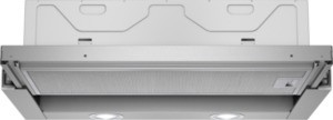 Siemens Flachschirmhaube 60cm Silbermetallic LI64LA520