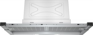 Siemens Flachschirmhaube 90cm Edelstahl LI97RA560