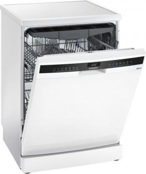 Siemens Geschirrspüler Weiß iQ300 60cm SN23HW60CE