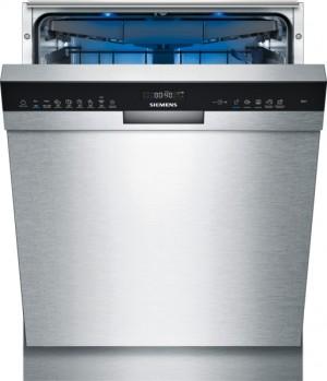 Siemens Geschirrspüler Edelstahl 60cm iQ300 SN45ZS49CE