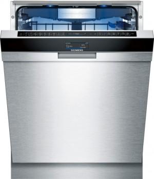 Siemens Geschirrspüler Edelstahl 60cm iQ700 SN47YS01CE