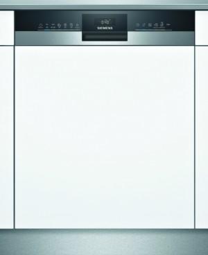 Siemens Teilintegrierter Geschirrspüler Edelstahl iQ 300 SN53HS30AE