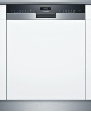 Siemens teilintegrierter Geschirrspüler Edelstahl 60cm iQ300 SN55ES57CE