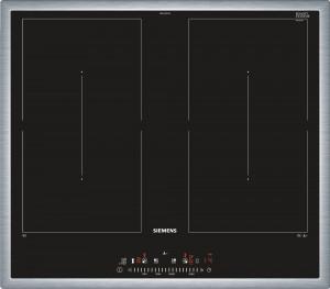 Siemens Induktions-Kochfeld iQ500 Flachrahmen-Design Glaskeramik ED645FQC5E