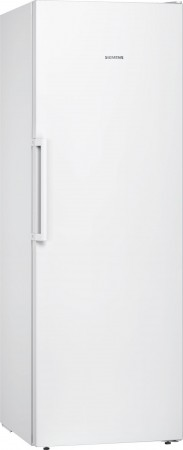 Siemens Stand Gefrierschrank noFrost iQ300 weiß GS33NVW3P