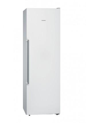 Siemens Freistehender Gefrierschrank iQ500 186 x 60cm weiß GS36NAWEP