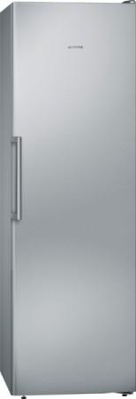 Siemens Gefrierschrank 186 x 60 cm Edelstahl iQ300 GS36NVIEP