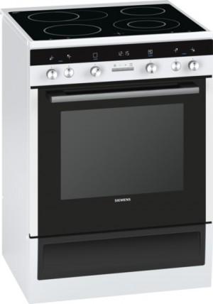 Siemens Elektro-Standherd 60cm weiß HA744240