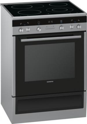 Siemens Elektro-Standherd 60cm Edelstahl HA744540