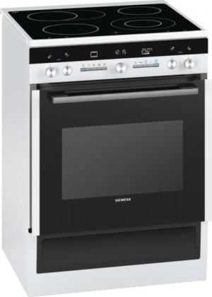 Siemens Elektro-Standherd 60cm weiß HA854280