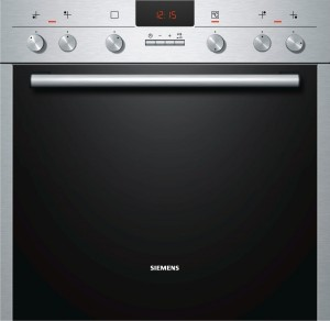 Siemens Einbauherd Edelstahl HE23AB511 EEK: A
