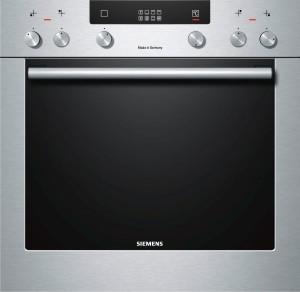 Siemens Einbauherd Edelstahl HE30GB530 EEK: A