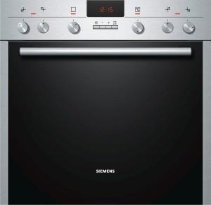 Siemens Einbauherd Edelstahl HE63BD512 EEK: A