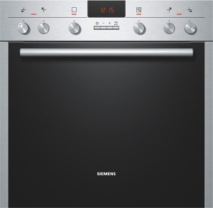 Siemens Einbauherd Edelstahl HE63BD513 EEK: A