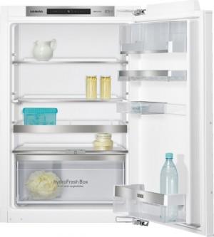 Siemens Einbau-Kühlautomat Flachscharnier-Technik, softEinzug mit Türdämpfung KI21RAD40 EEK: A+++