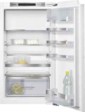 Siemens Einbau-Kühlautomat Flachscharnier-Technik, softEinzug mit Türdämpfung KI32LAD40 EEK: A+++