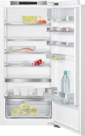 Siemens Einbau-Kühlautomat Flachscharnier-Technik, softEinzug mit Türdämpfung KI41RAD40  EEK: A+++