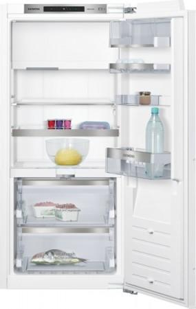 Siemens Einbau-Kühlautomat vitaFresh Flachscharnier-Technik, softEinzug mit Türdämpfung KI42FAD30 EEK: A++