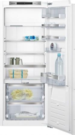 Siemens Einbau-Kühlautomat vitaFresh Flachscharnier-Technik, softEinzug mit Türdämpfung KI52FAD30 EEK: A++