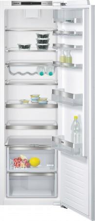 Siemens  Einbau-Kühlautomat Flachscharnier-Technik, softEinzug mit Türdämpfung  KI81RAD30 EEK: A++