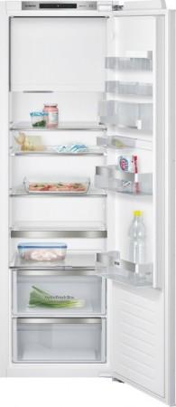 Siemens Einbau Kühlautomat Flachscharnier-Technik, softEinzug mit Türdämpfung KI82LAD30 EEK: A++