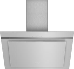 Siemens Wand-Esse silber mit Glasschirm 80 cm LC87KHM10