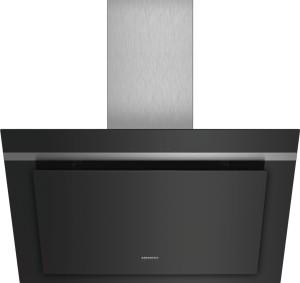 Siemens Wand-Esse Schwarz mit Glasschirm 80 cm LC87KHM60