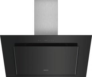 Siemens Wand-Esse Schwarz mit Glasschirm 90 cm LC98KLP60
