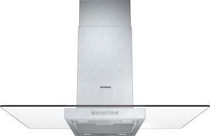 Siemens Inselhaube Edelstahl/Glasschirm 90cm LF97GA532