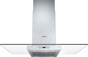 Siemens Inselhaube Edelstahl/Glas 90cm LF98GA542