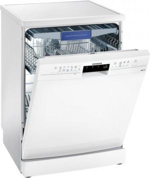 Siemens Geschirrspüler »iQ300« Stand weiß SN236W00KE