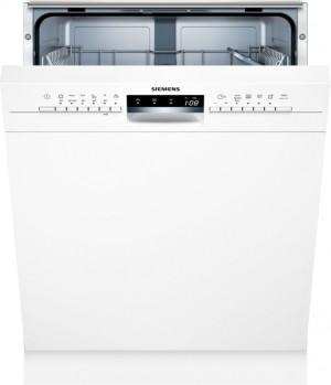 Siemens Geschirrspüler Unterbau weiß incl. Sockelblech SN336W01GE
