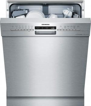 Siemens Extraklasse Unterbau Geschirrspüler Edelstahl iQ300 SN436S00QD