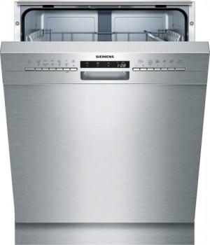 Siemens Geschirrspüler Unterbau Edelstahl inkl. Sockelblech SN436S01GE