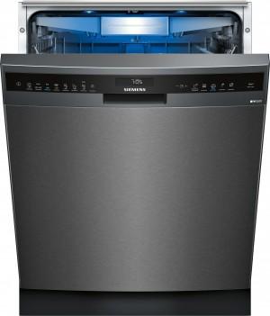 Siemens Unterbau Geschirrspüler Schwarz iQ500 SN458B06TS